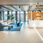 Các mẫu sofa đẹp cho thiết kế văn phòng sang trọng, hiện đại