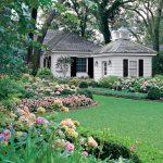 Xu hướng thiết kế nhà gỗ sân vườn đẹp rực rỡ