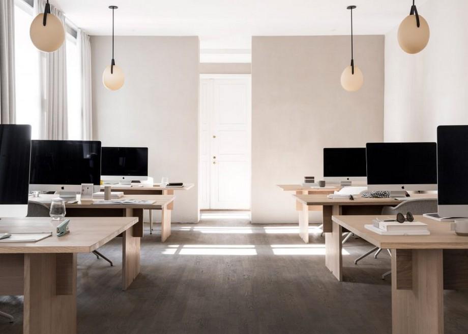 Phong cách văn phòng tối giản