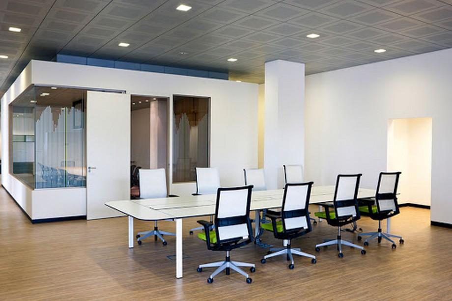 Thiết kế văn phòng tối giản