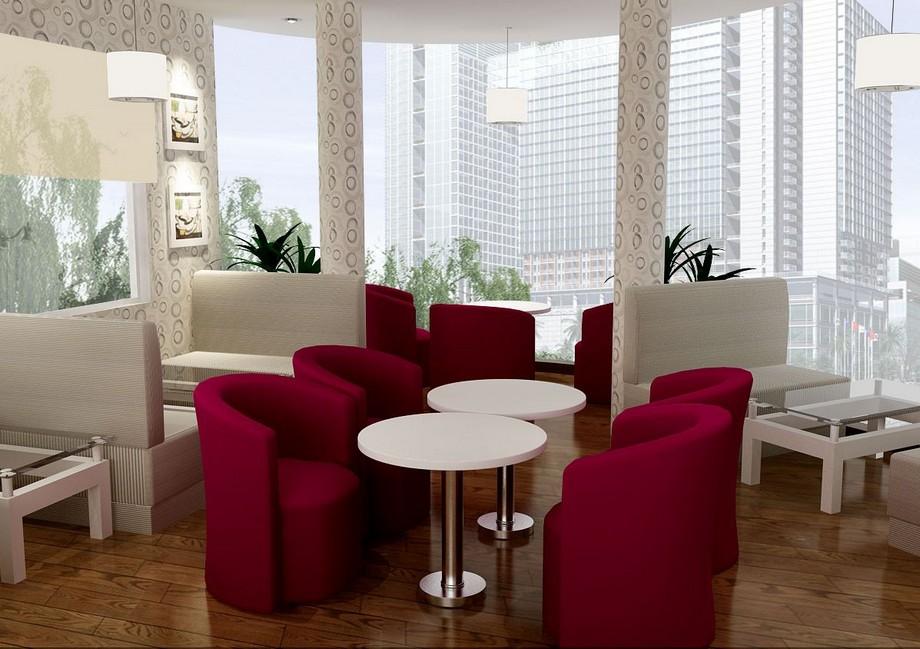 Sofa nhà hàng nhập khẩu lựa chọn sao cho phù hợp với không gian nhà hàng
