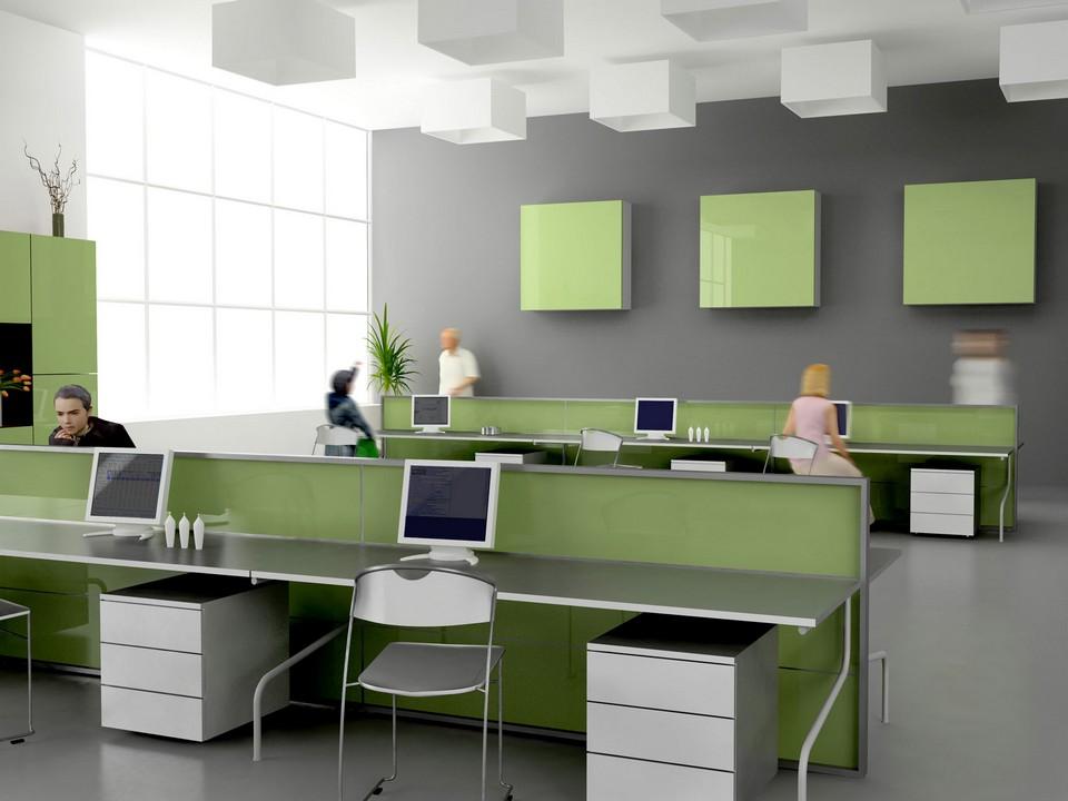 Thiết kế nội thất văn phòng nhỏ đẹp