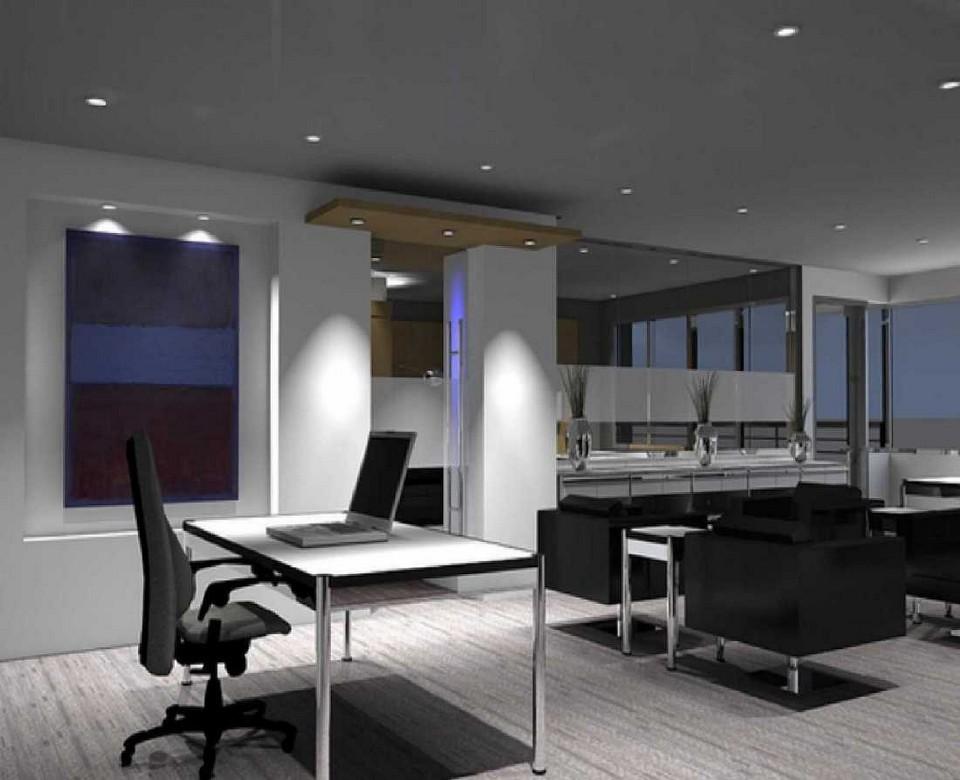 Thiếtkế nội thất văn phòng phong cách tối giản là phong cách nguồn từ Nhật Bản