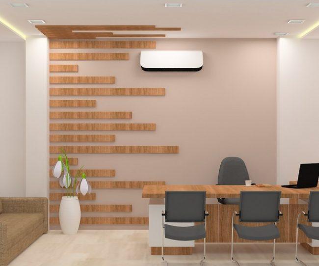 Thiết kế, thi công nội thất văn phòng tại Hà Nội