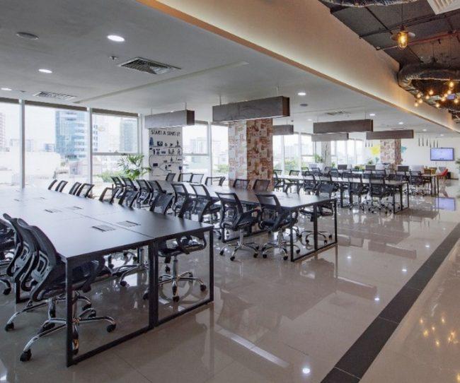 Văn phòng chia sẻ tại Đà Nẵng V-Startup