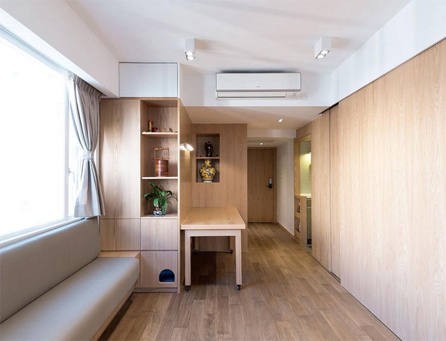 Mẫu thiết kế nhà gọn gàng, tinh tế và ấm cúng