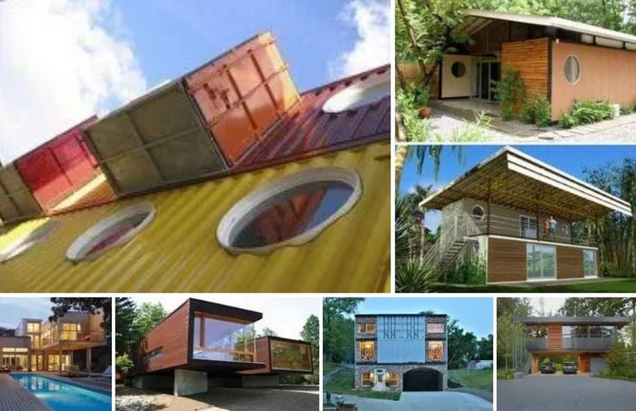 Mẫu thiết kế nhà container