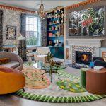 Thiết kế căn hộ chung cư đầy màu sắc