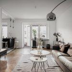 Khám phá mẫu thiết kế nội thất chung cư tối giản với điểm nhấn màu nâu
