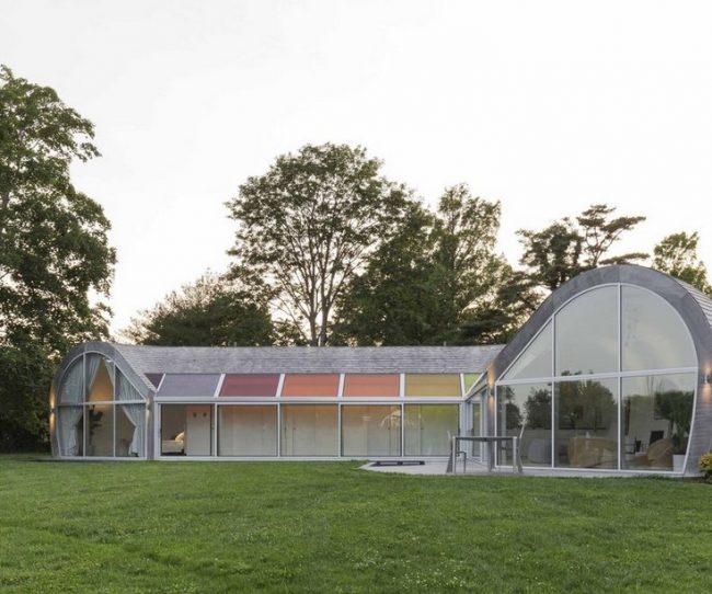 Thiết kế ngôi nhà kén