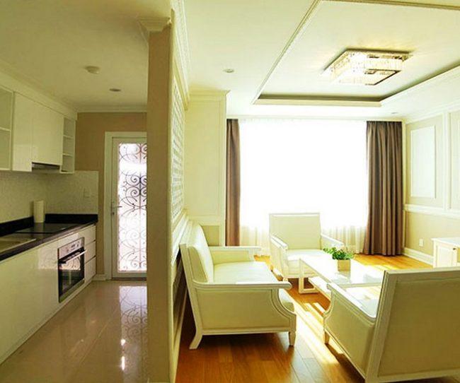 Trang trí căn hộ chung cư với chi phí thấp