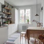 Phương án thiết kế nâng cấp căn bếp cho nhà cấp 4 thanh lịch, ấn tượng