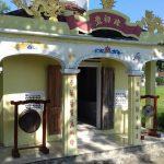 Tôn tạo nhà thờ họ Trần đã xuống cấp trở nên khang trang với chi phí 150 triệu