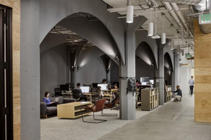 Văn phòng Airbnb Headquarters – San Francisco