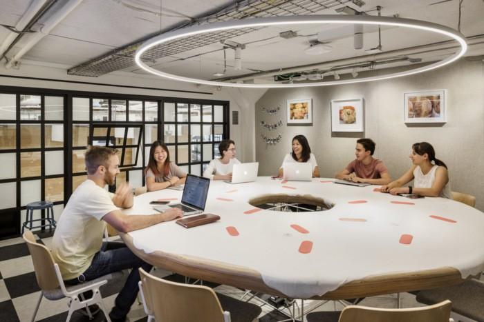 Ý tưởng thiết kế phòng họp đẹp và sáng tạo dù diện tích nhỏ vẫn luôn sang trọng và thu hút