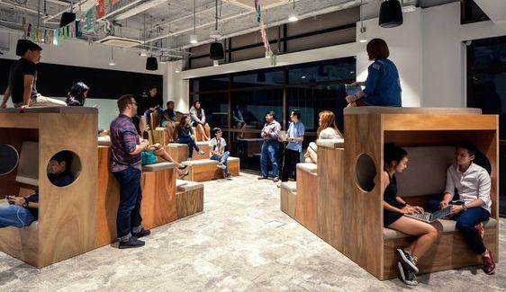 Airbnb's Singapore office