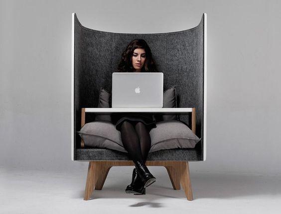 Không gian làm việc riêng tư