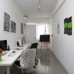 Phương án thiết kế văn phòng siêu nhỏ siêu ấn tượng