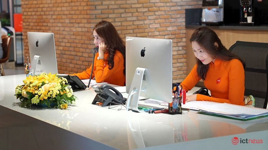 Thiết kế nội thất văn phòng công ty công nghệ VNG Campus