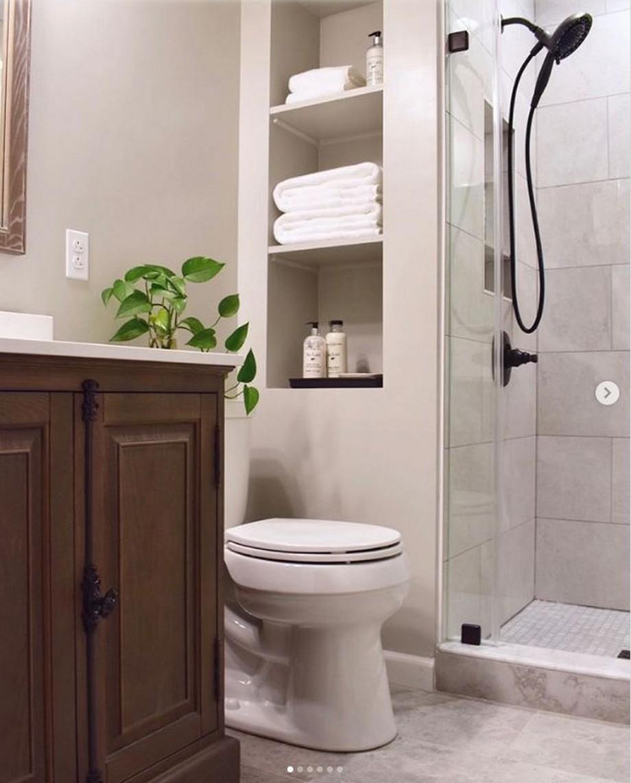 Thiết kế phòng tắm trong chung cư