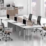 Thiết kế văn phòng làm việc 50m2 tiết kiệm chi phí