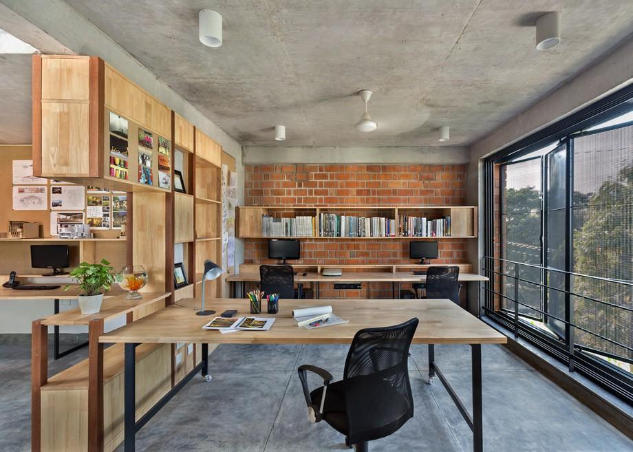 Cách phối màu cơ bản trong thiết kế nội thất văn phòng