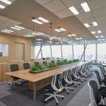 Khám phá cách thiết kế văn phòng kiểu Nhật thông qua mẫu thiết kế văn phòng Mediba ở Tokyo