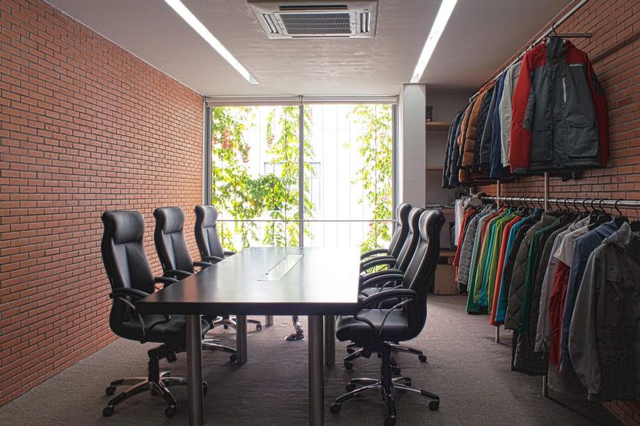 Thiết kế văn phòng trong nhà xưởng
