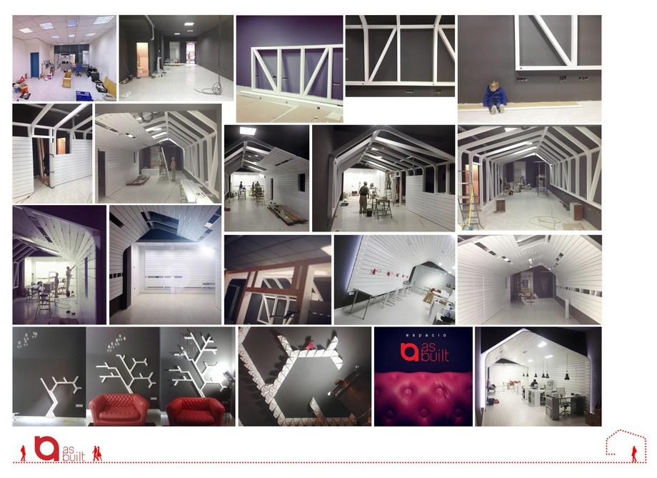 Toàn cảnh thiết kế nội thất văn phòng chi tiết của các kiến trúc sư Tây Ban Nha làm cho không gian trở nên hoàn hảo