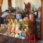 Cách trang trí nhà thờ họ ngày Tết và các nghi lễ Tết tại nhà thờ họ