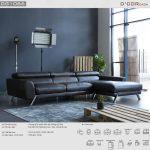 Đẳng cấp và cá tính trong thiết kế sofa Ý – Mã: DG1066