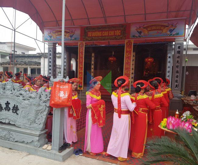 Bài văn tế tổ nhà thờ họ Phan