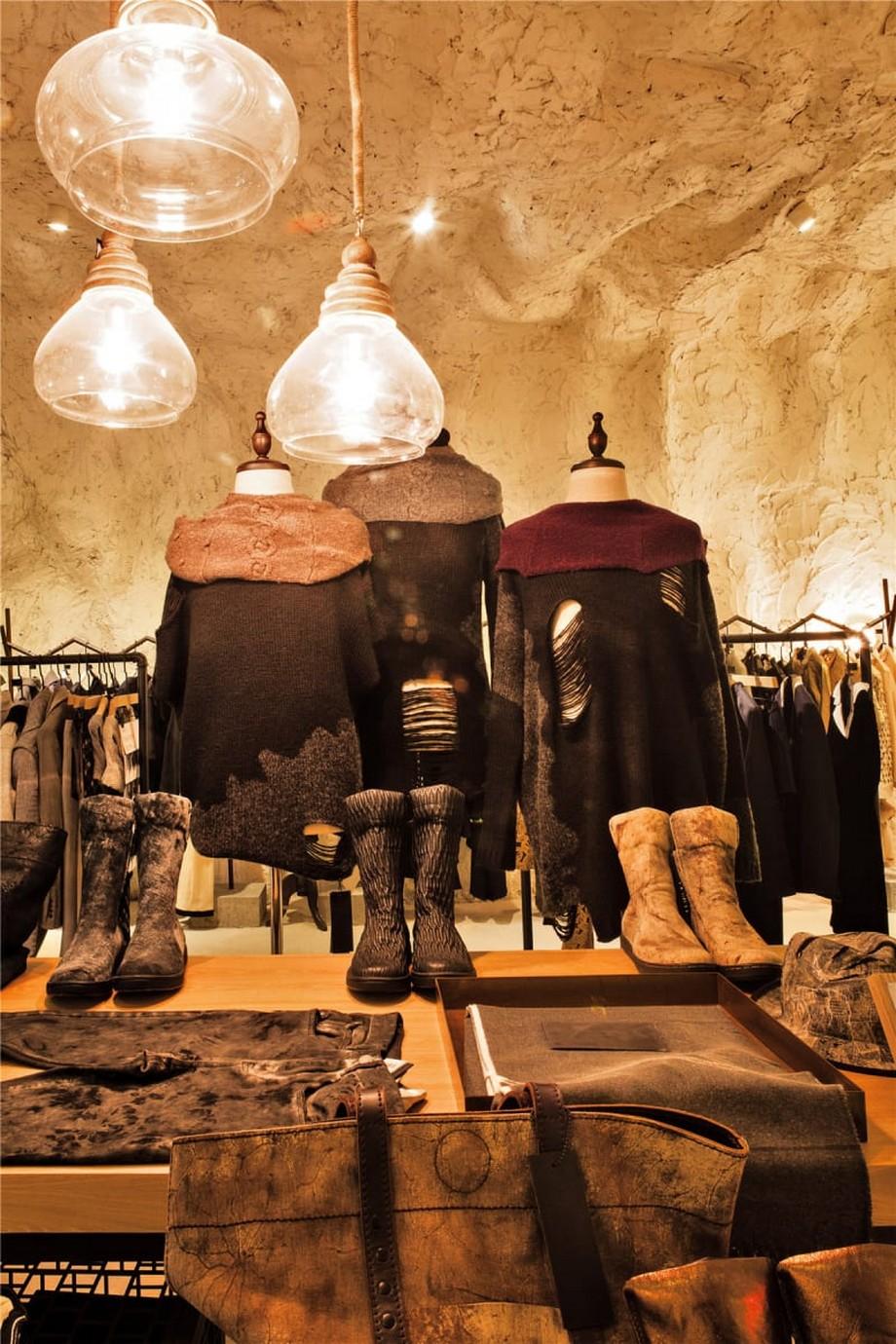 Cùng chiêm ngưỡng hình ảnh đẹp của thiết kế shop quần áo