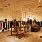 Dự án thiết kế trần nhà đẹp cho shop bán quần áo thời trang- Gợi ý trang trí shop đẹp sang trọng
