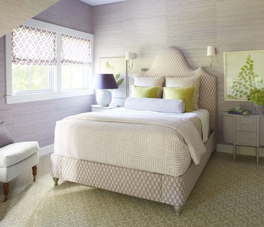 Thiết kế phòng ngủ đẹp như phòng của nàng công chúa