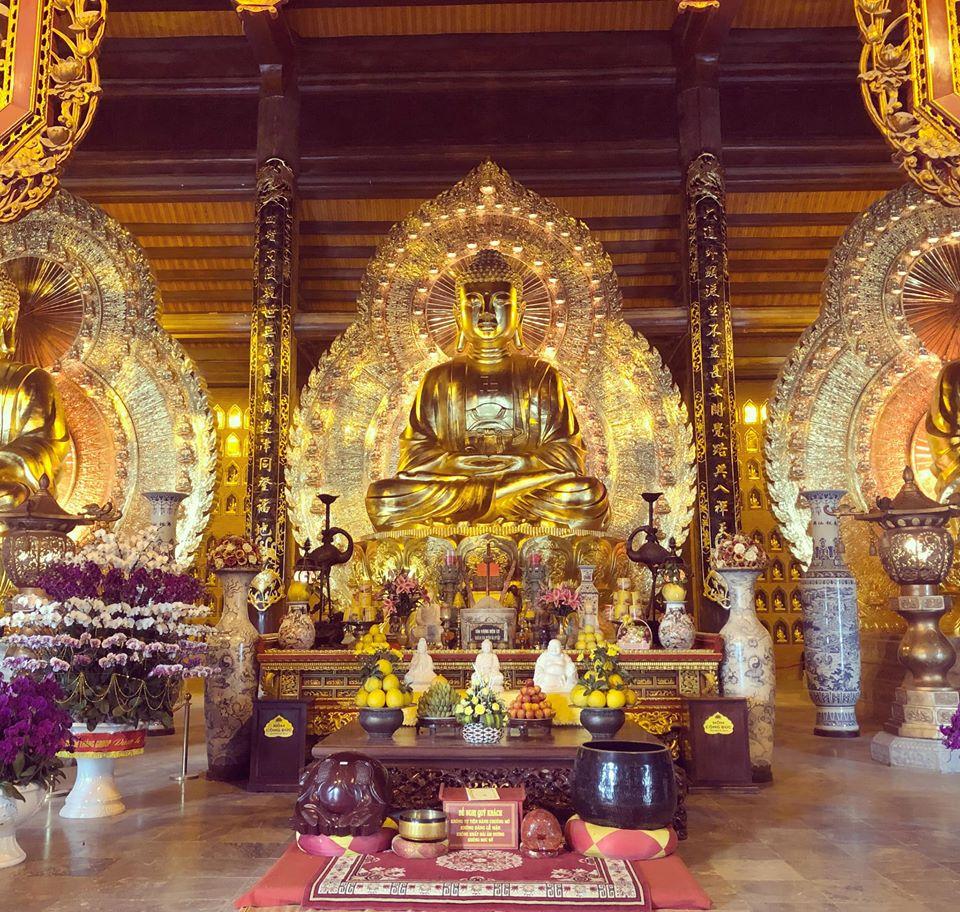 Văn khấn cúng Rằm tháng Giêng trong chùa