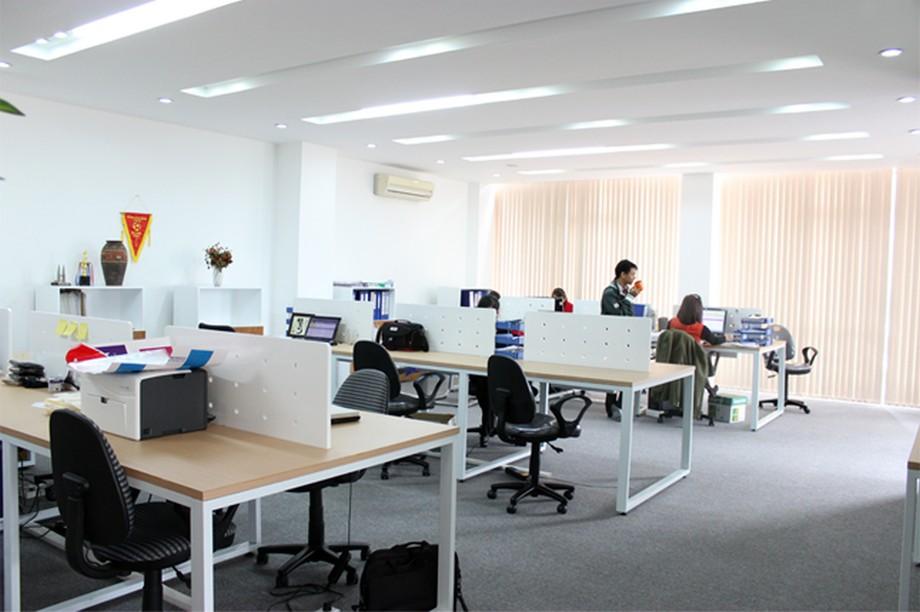 Phong thủy khi thiết kế nội thất văn phòng