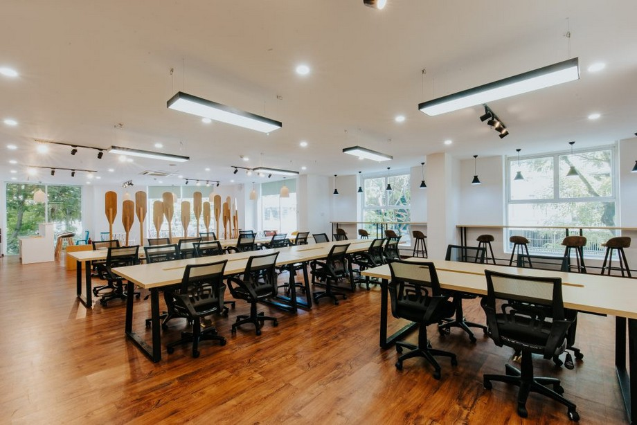 Coworking Space Đà Nẵng surfpace