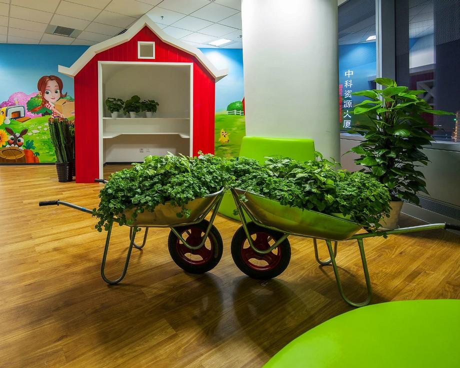 thiết kế căn phòng nhỏ có thể làm việc cá nhân yên tĩnh là nơi thu hút các nhân viên