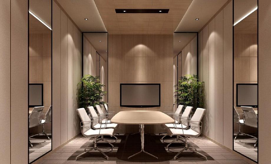 Phong thủy khi thiết kế nội thất phòng họp