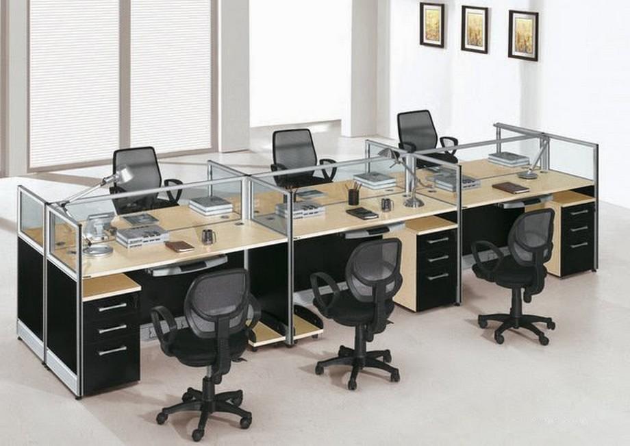 mẫu thiết kế văn phòng nhỏ gọn