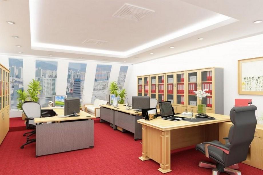 Nên thiết kế văn phòng nhỏ như thế nào?