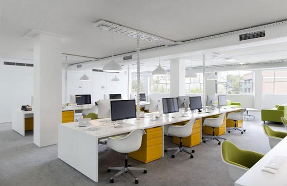 thiết kế văn phòng với diện tích nhỏ