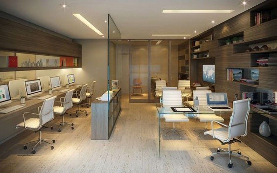 Các mẫu văn phòng nhỏ đẹp