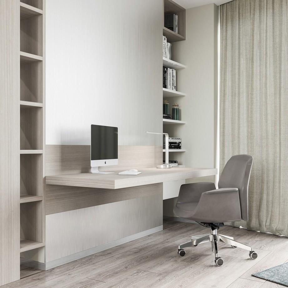 30 ý tưởng thiết kế văn phòng tại nhà