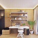 30+ ý tưởng thiết kế văn phòng tại nhà hiện đại