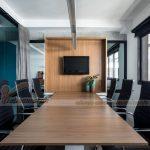 Giải pháp thiết kế phòng họp siêu nhỏ