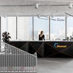 Mẫu thiết kế nội văn phòng theo phong cách retro – Công ty Akamai
