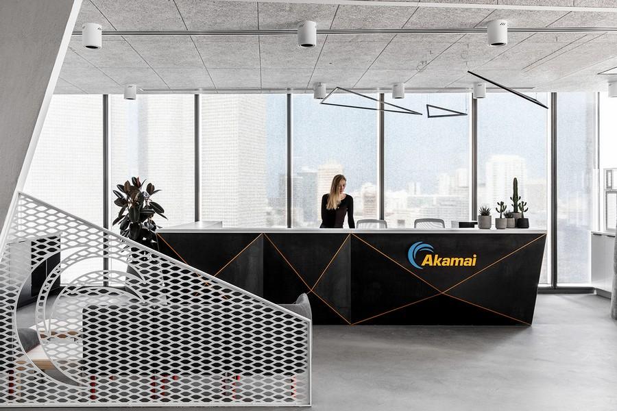 Lựa chọn màu sắc cơ bản trong trang trí nội thất văn phòng retro