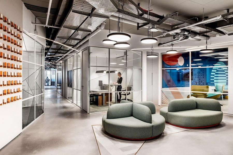 Lưu ý khi trang trí nội thất văn phòng theo phong cách retro